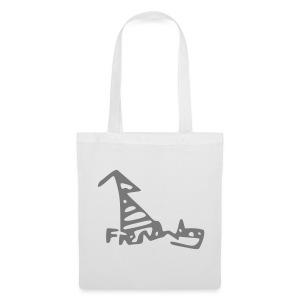 French Dog Tote Bag - Tote Bag