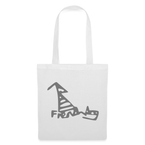 French Dog Tote Bag - Tote Bag