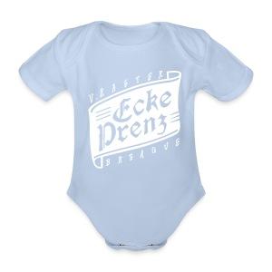Cornerbody für die Kleinsten (Kurzarm) - Baby Bio-Kurzarm-Body