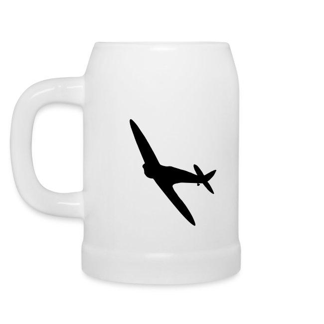 Spitfire Beer Mug