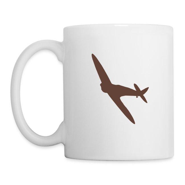 Spitfire Aeroplane Mug