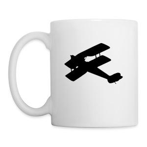 Biplane mug - Mug