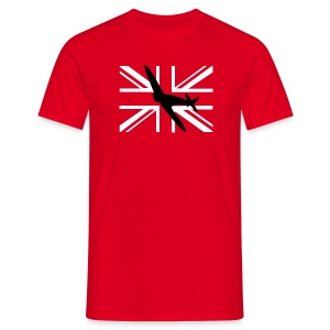 Spitfire Union Flag - Men's T-Shirt