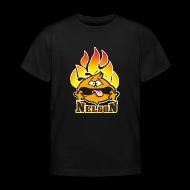 Tee shirts ~ Tee shirt Enfant ~ Flammes_Kid