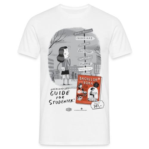 Overlevelsesguide - T-skjorte for menn
