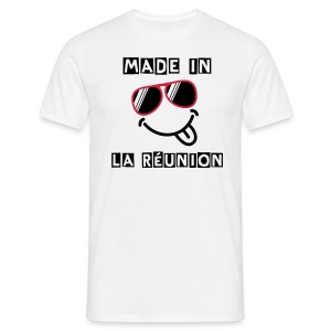 Tee-shirt Made in La Réunion Homme - T-shirt Homme
