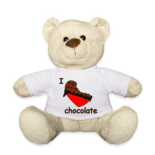 I love chocolate - Teddy