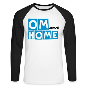 Sweet OM - T-shirt baseball manches longues Homme