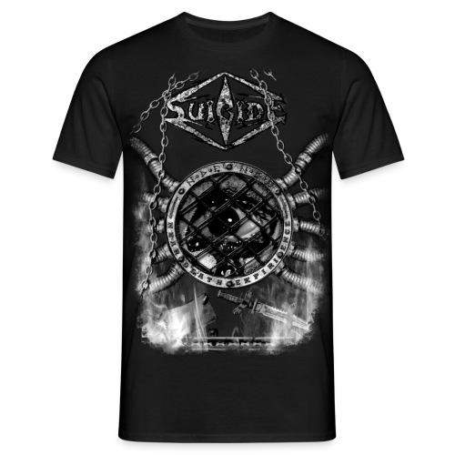 Near death Experience T-Shirt - Männer T-Shirt