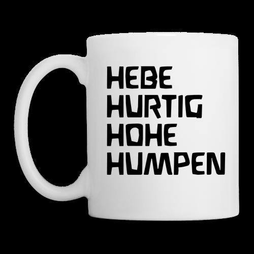 HEBE HURTIG HOHE HUMPEN Tasse - Tasse