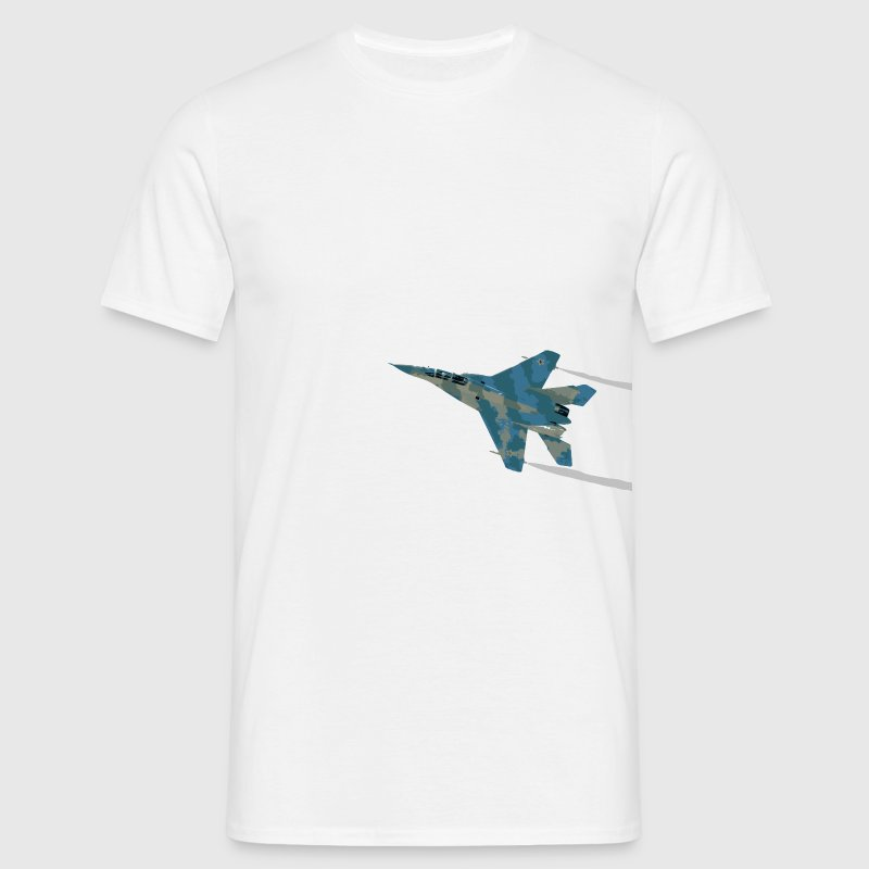 chasseur avion de chasse Tee shirts - T-shirt Homme