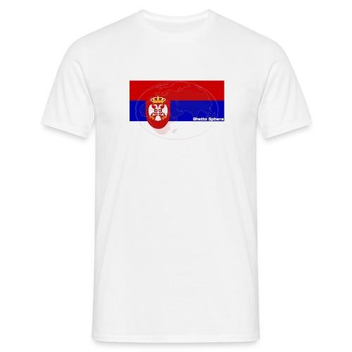 GOS SERBIE - T-shirt Homme