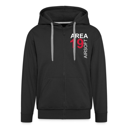 Area19 Hoodie - Men's Premium Hooded Jacket