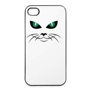 Iphone 4/4s - Cat - iPhone 4/4s Hard Case