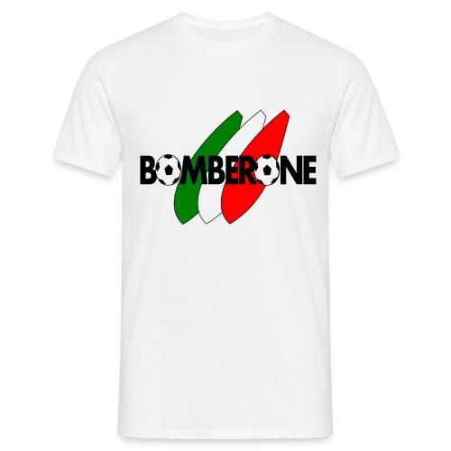 Bomberone bianca - Maglietta da uomo
