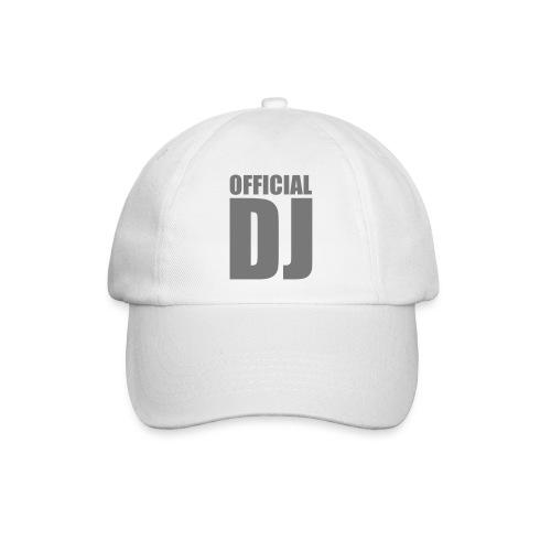 Official DJ Baseball Cap - Baseball Cap