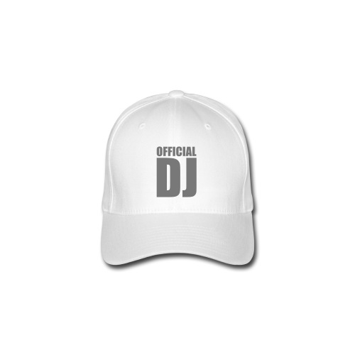 Official DJ Flexfit Cap - Flexfit Baseball Cap