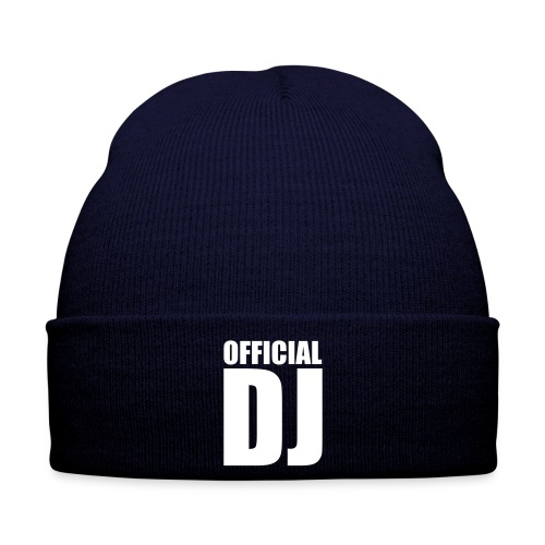 Official DJ Beanie Hat - Winter Hat