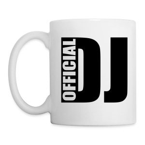 Official DJ Mug - Mug