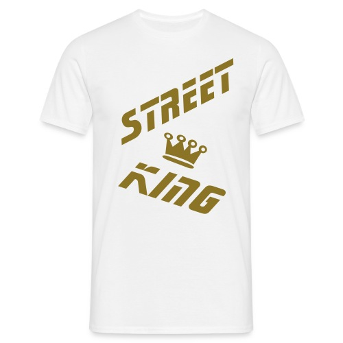 Street King t shirt - Men's T-Shirt