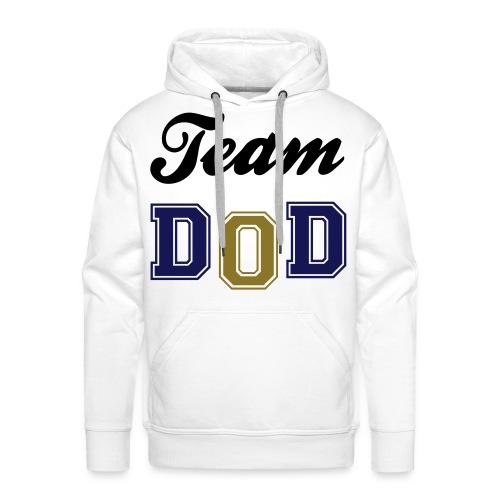 Team DoD  - Mannen Premium hoodie