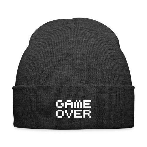 Czpka zimowa game over - Czapka zimowa