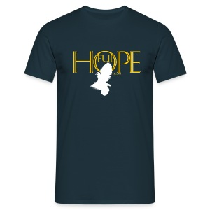 Hopeful - Männer T-Shirt