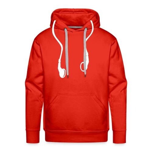 Sweater met oortjes opdruk (Mannen) - Mannen Premium hoodie