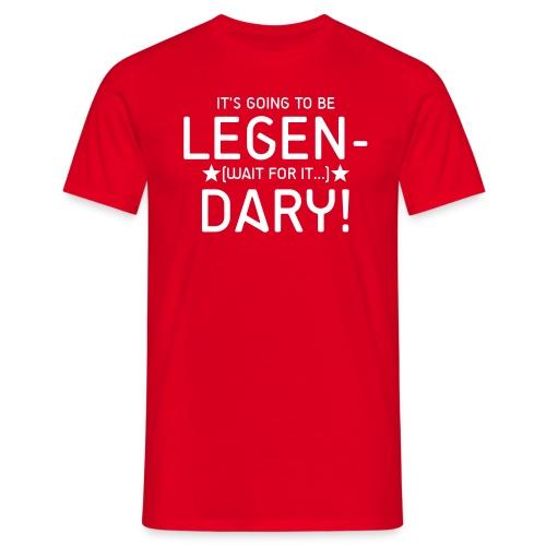 Legendary t-shirt #1 - Koszulka męska
