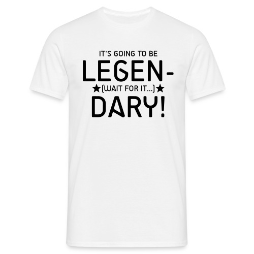 Legendary t-shirt #2 - Koszulka męska