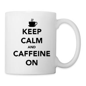 Keep calm and... Koffiemok. - Mok