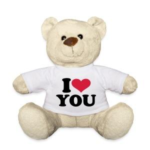 I love you Teddybeer. - Teddy