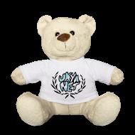 Teddy Bear Toys ~ Teddy Bear ~ UNYANET Support Teddy