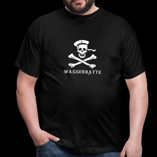 ~ Wasserratte ~ - Männer T-Shirt