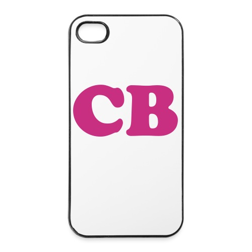 CB  hoesje - iPhone 4/4s hard case