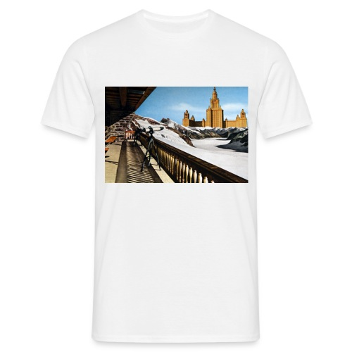 A room with a view - T-shirt Homme