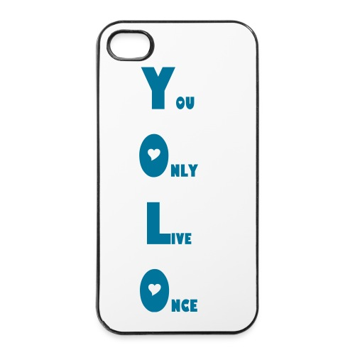 hoesje - iPhone 4/4s hard case