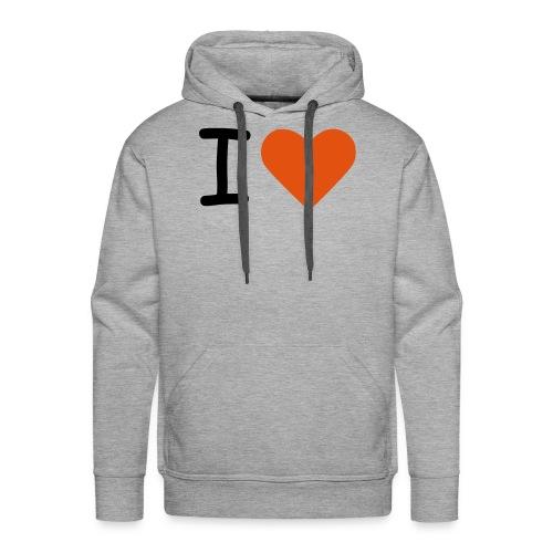 voetbal bij Hellas Sport - Mannen Premium hoodie