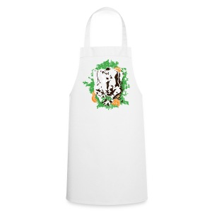 Chicken on Apron - Cooking Apron
