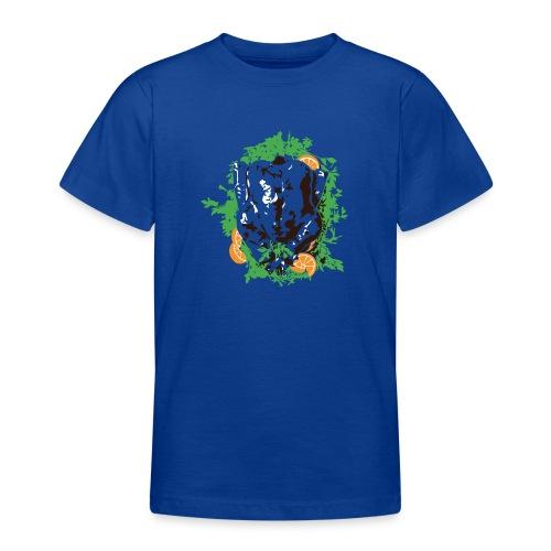 Chicken for teens - Teenage T-shirt