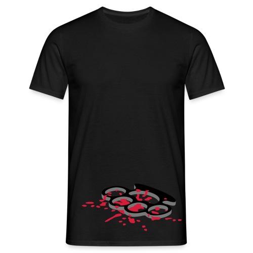 Boxbeugel - Mannen T-shirt