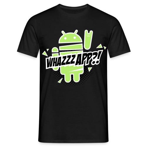 Whatsapp - Mannen T-shirt