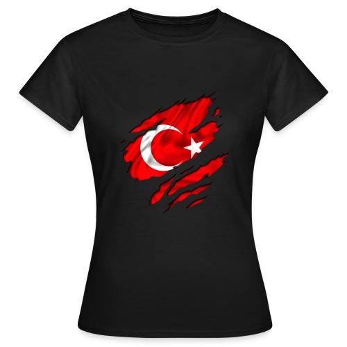 Turkije - Vrouwen T-shirt