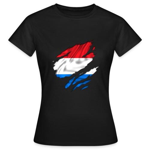 Nederland - Vrouwen T-shirt