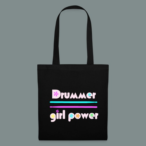 Tote Bag - rock,musique,musicien,groupe,drums,drummer,batterie,Batteur