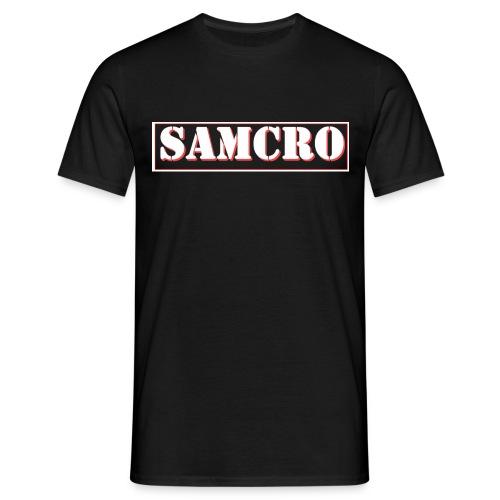 Ts SAMCRO - T-shirt Homme