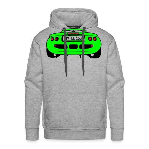 MY EL 153 Kaputzen Pullover - Männer Premium Hoodie