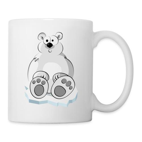 Ours polaire - Mug blanc