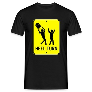 Heel Turn (Men) - Men's T-Shirt