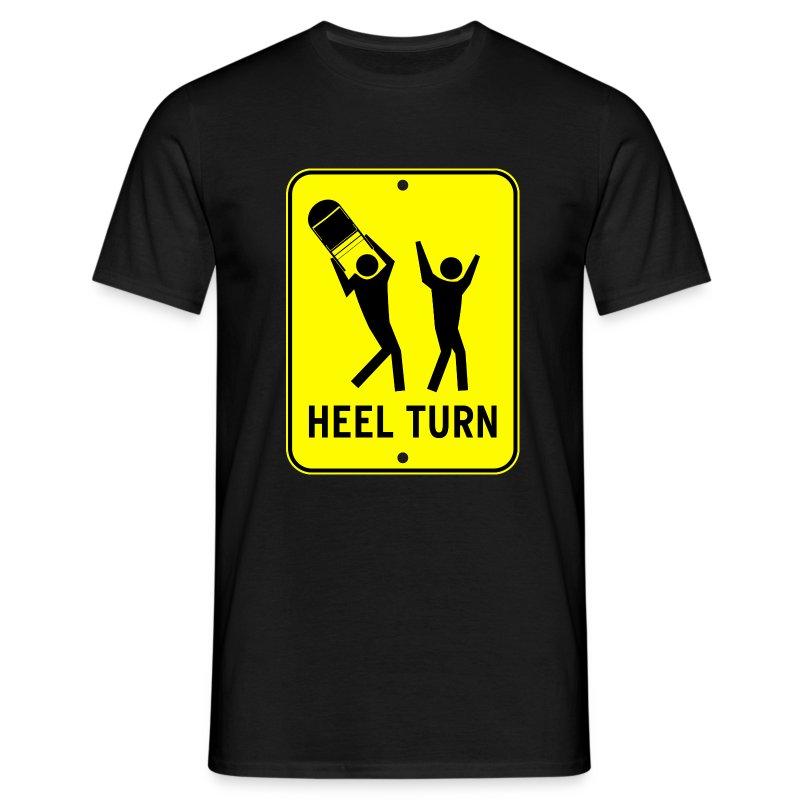 Heel Turn (Men) - Men's T-Shirt